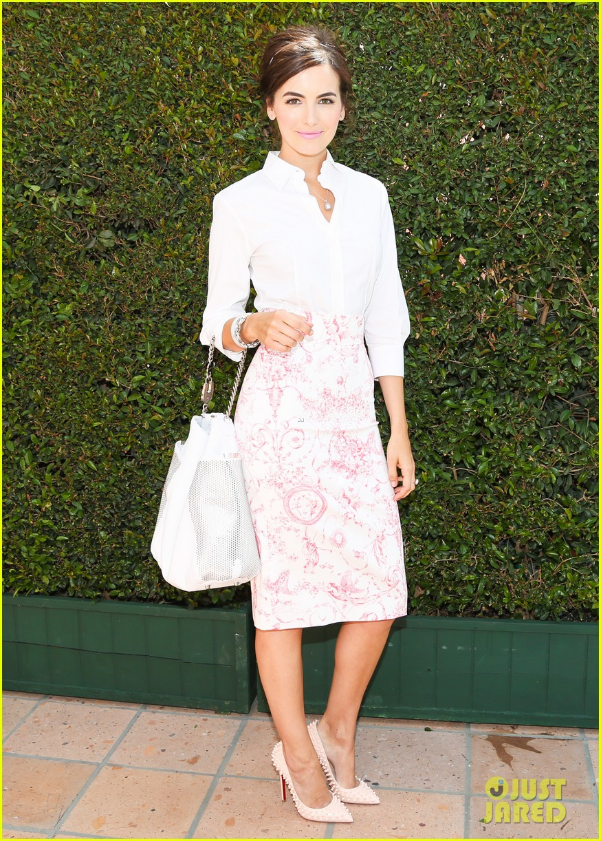 jaime king birthday carolina herrera luncheon 14