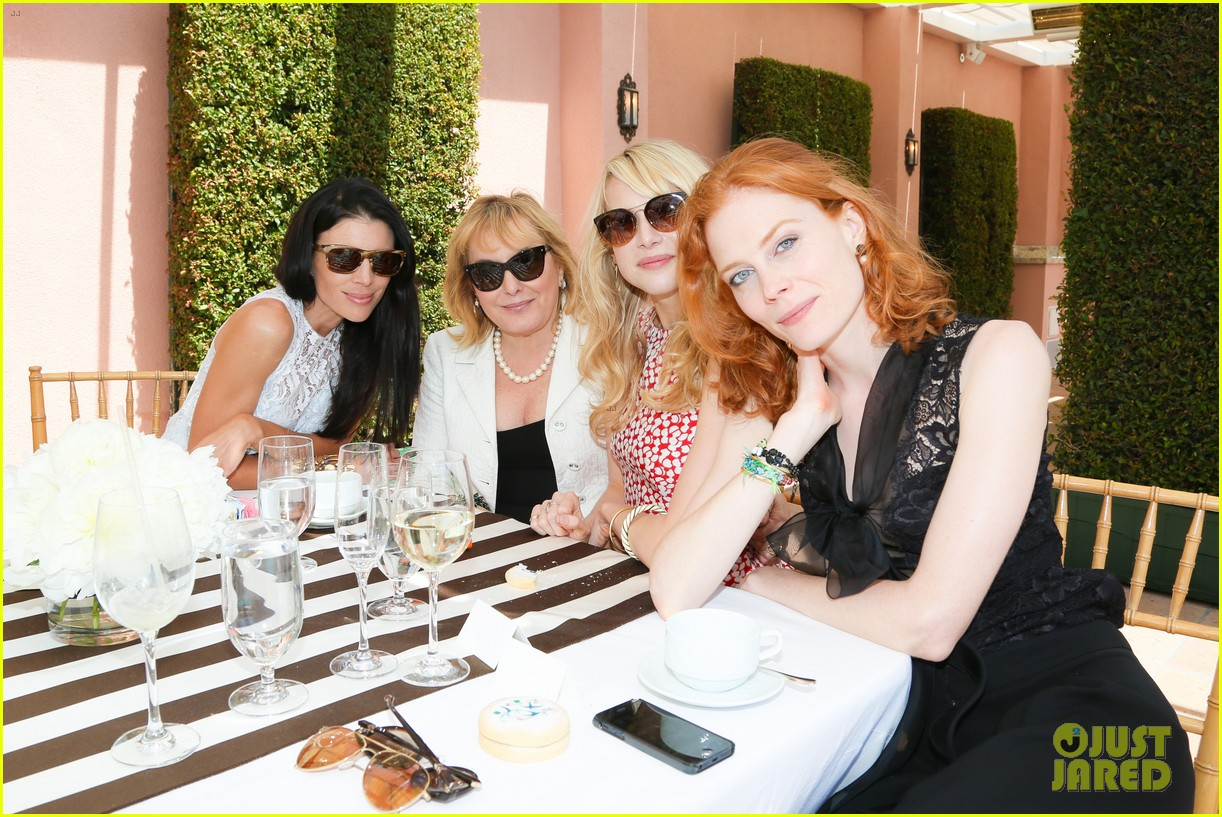 jaime king birthday carolina herrera luncheon 21