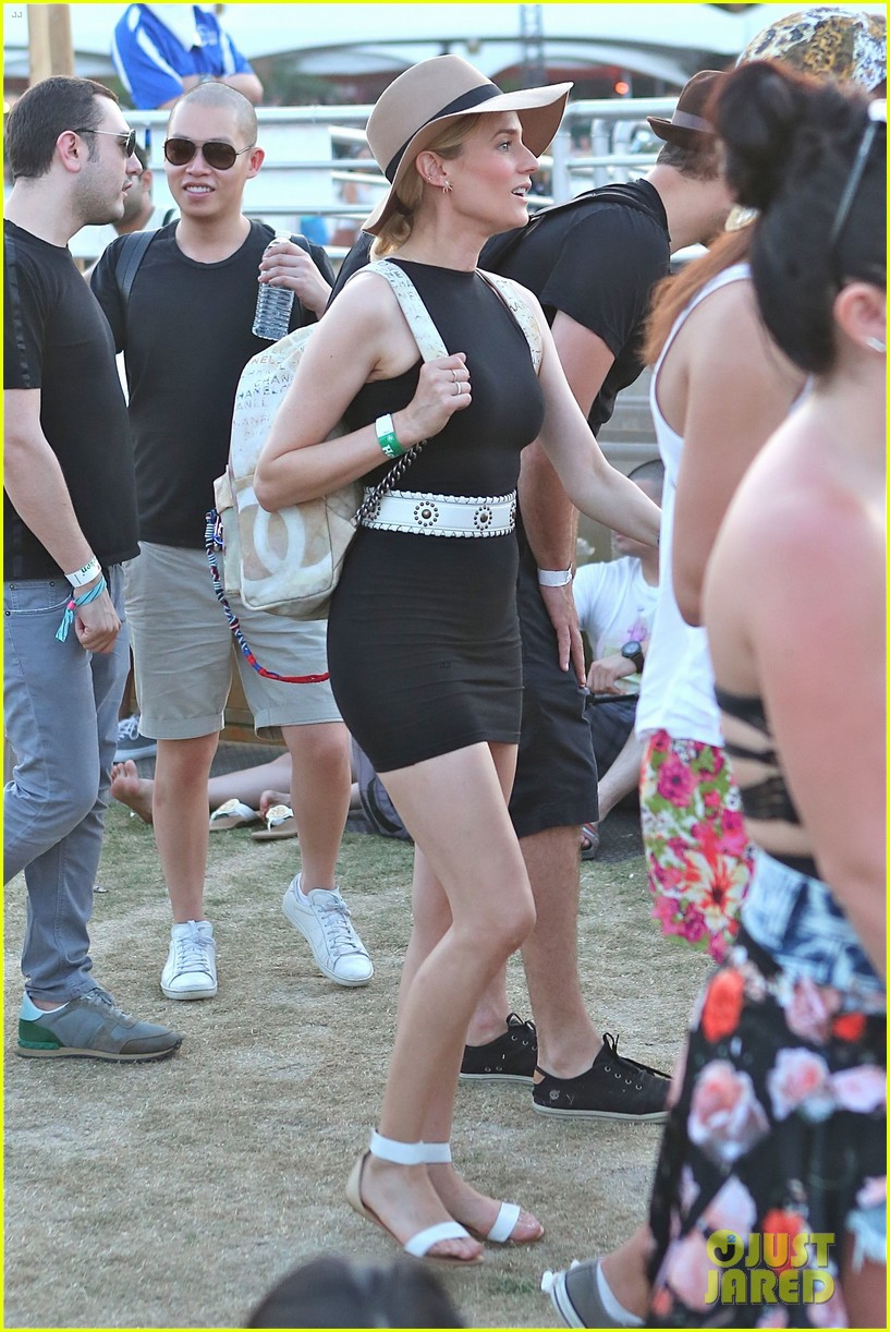 joshua jackson diane kruger happily wrap up their weekend at coachella 01
