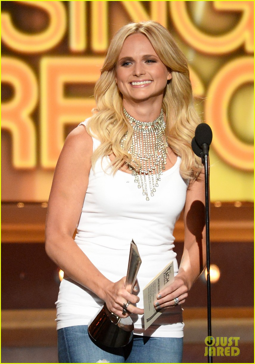 miranda lambert automatic acm awards 2014 04