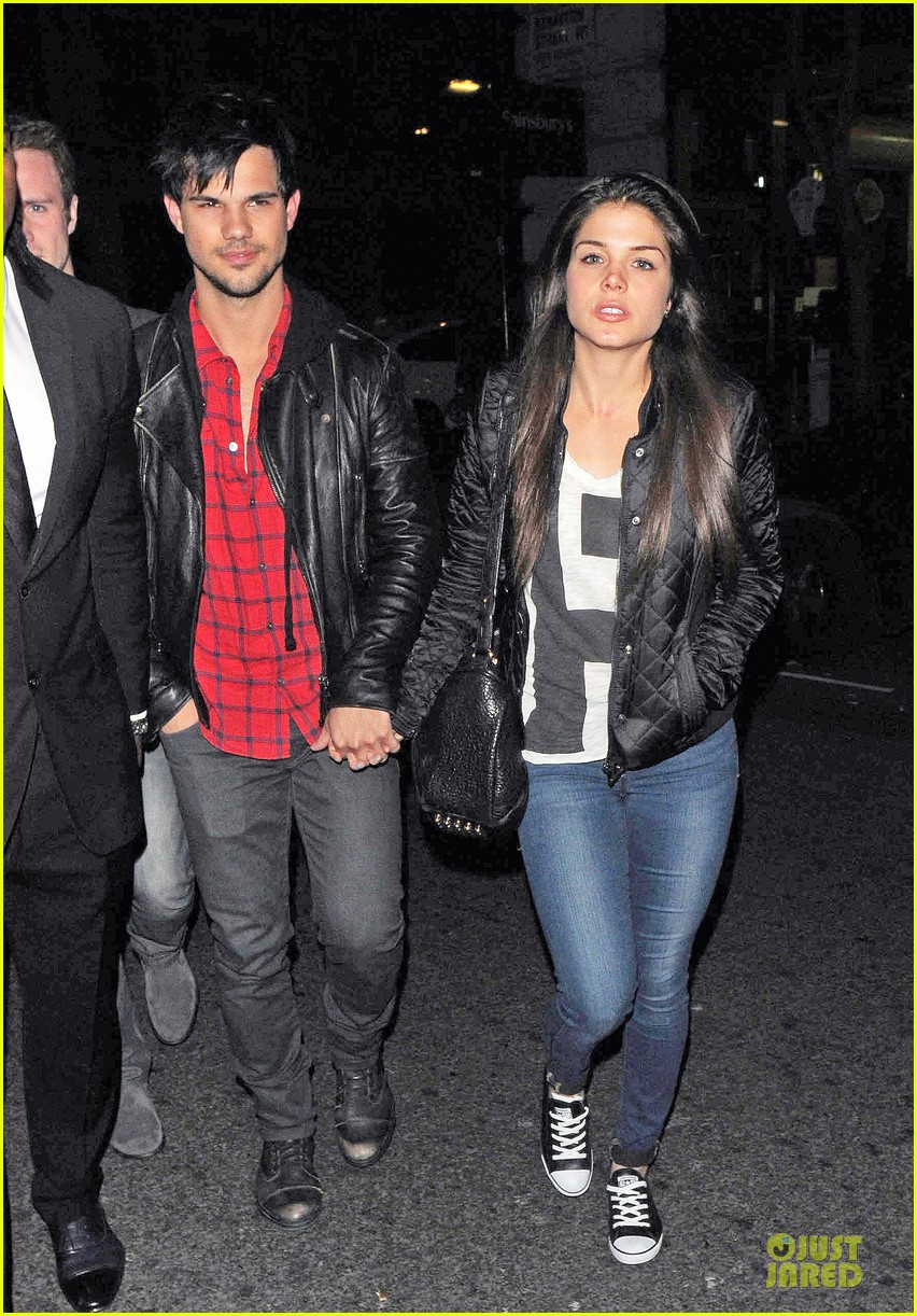 taylor lautner marie avgeropoulos inseparable london 013092525