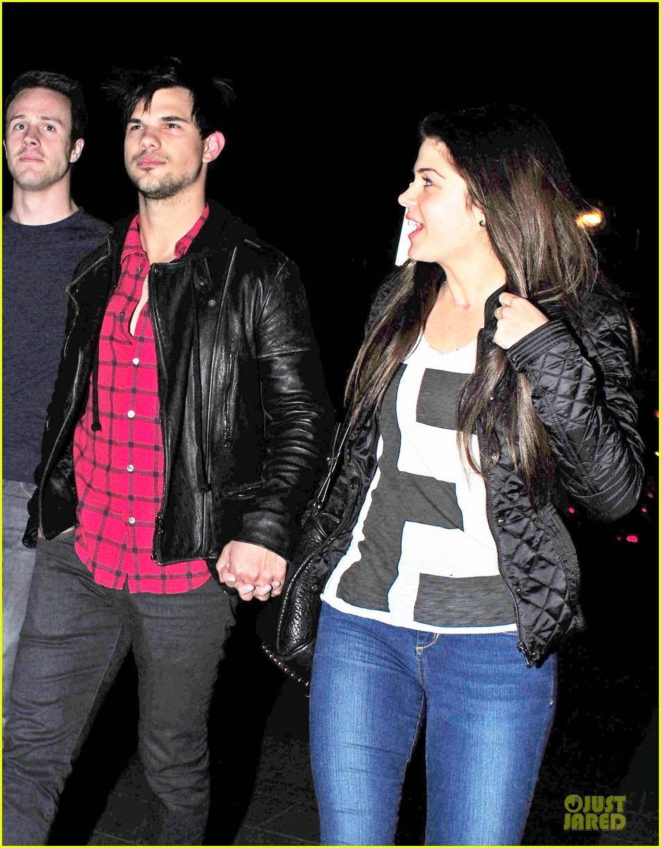 taylor lautner marie avgeropoulos inseparable london 023092526