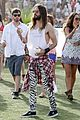 jared leto zebra print pants coachella day two 07