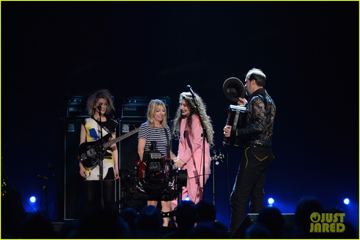 lorde nirvana rock roll hall of fame 10