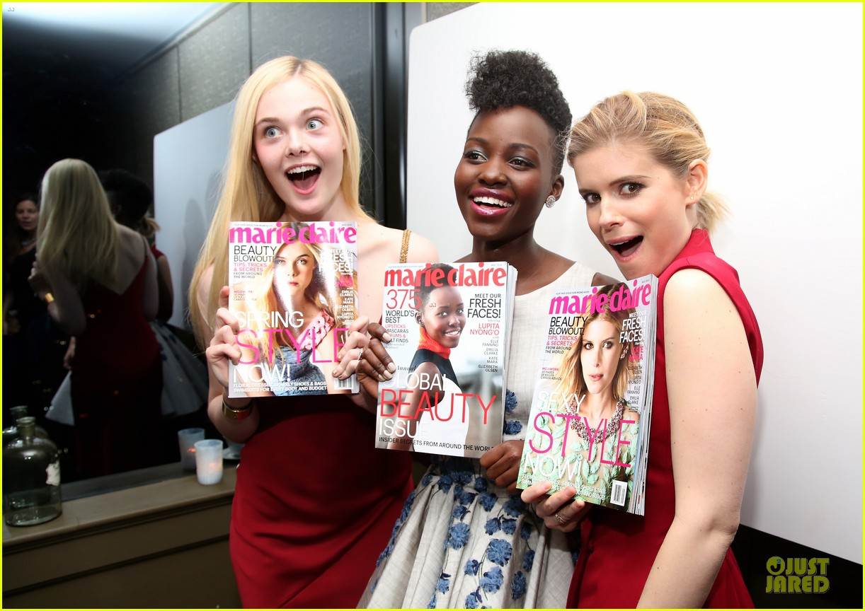 lupita nyongo kate mara celebrate marie claire covers 02