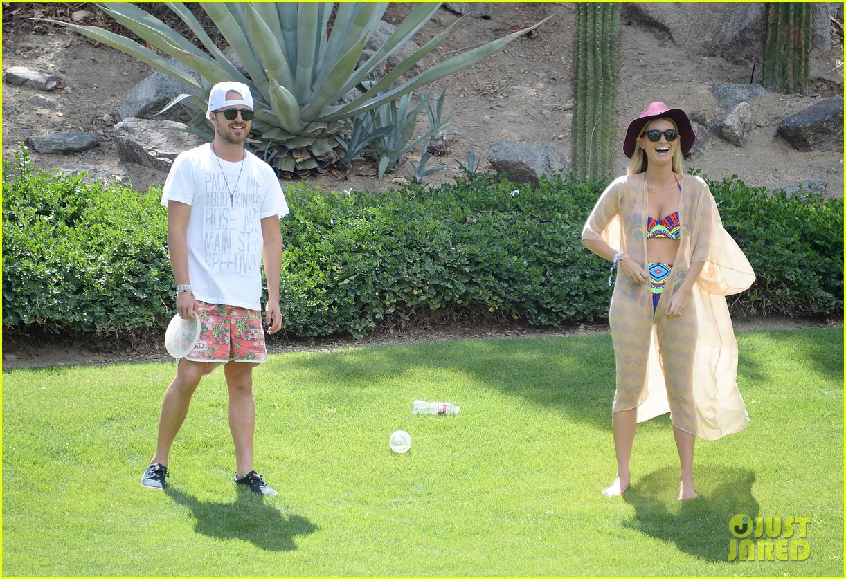 kellan lutz ashley greene show off beach bodies coachella pool party 19