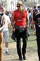 kellan lutz ashley greene show off beach bodies coachella pool party 40