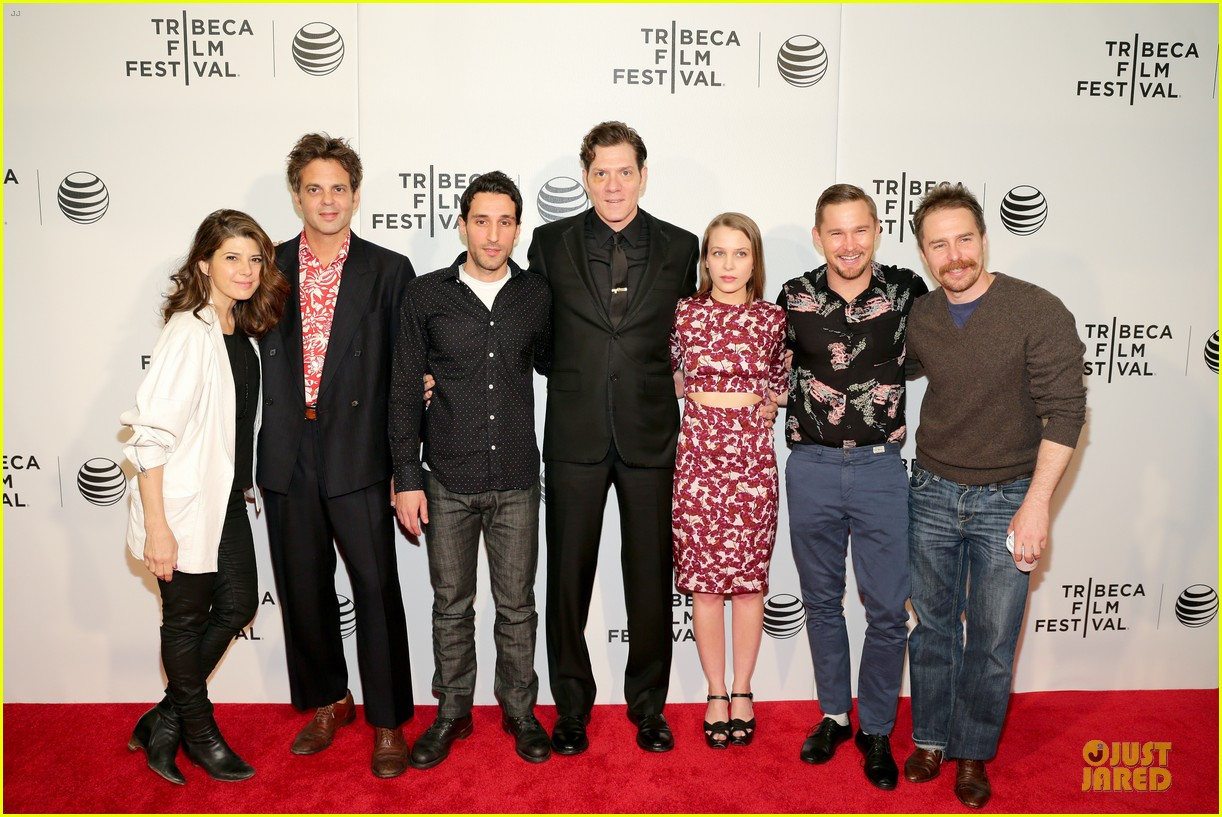 natasha lyonne sam rockwell loitering with intent at tribeca 03