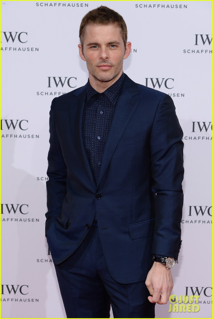 x men patrick stewart james marsden iwc tribeca dinner 07