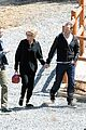 jenny mccarthy donnie wahlberg spotted upstate new york 19
