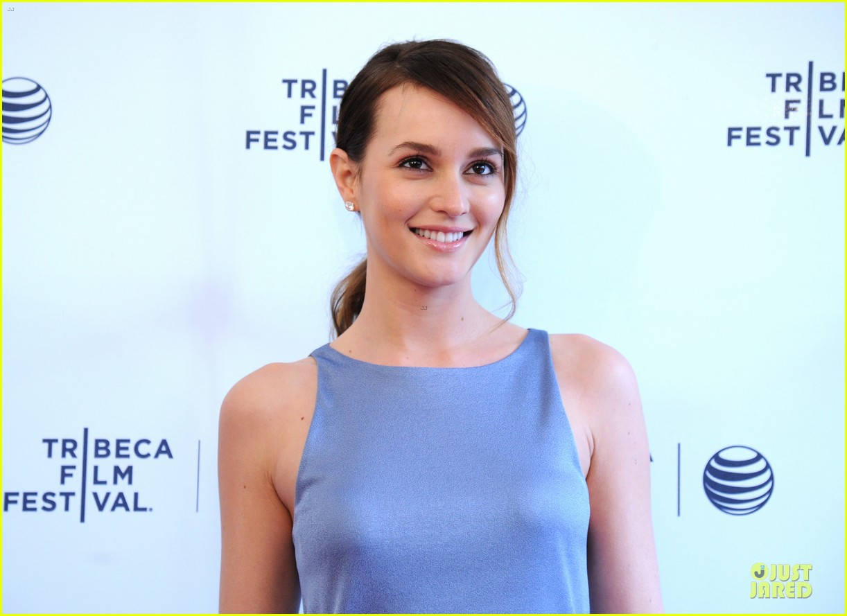leighton meester life partners at tribeca premiere 10