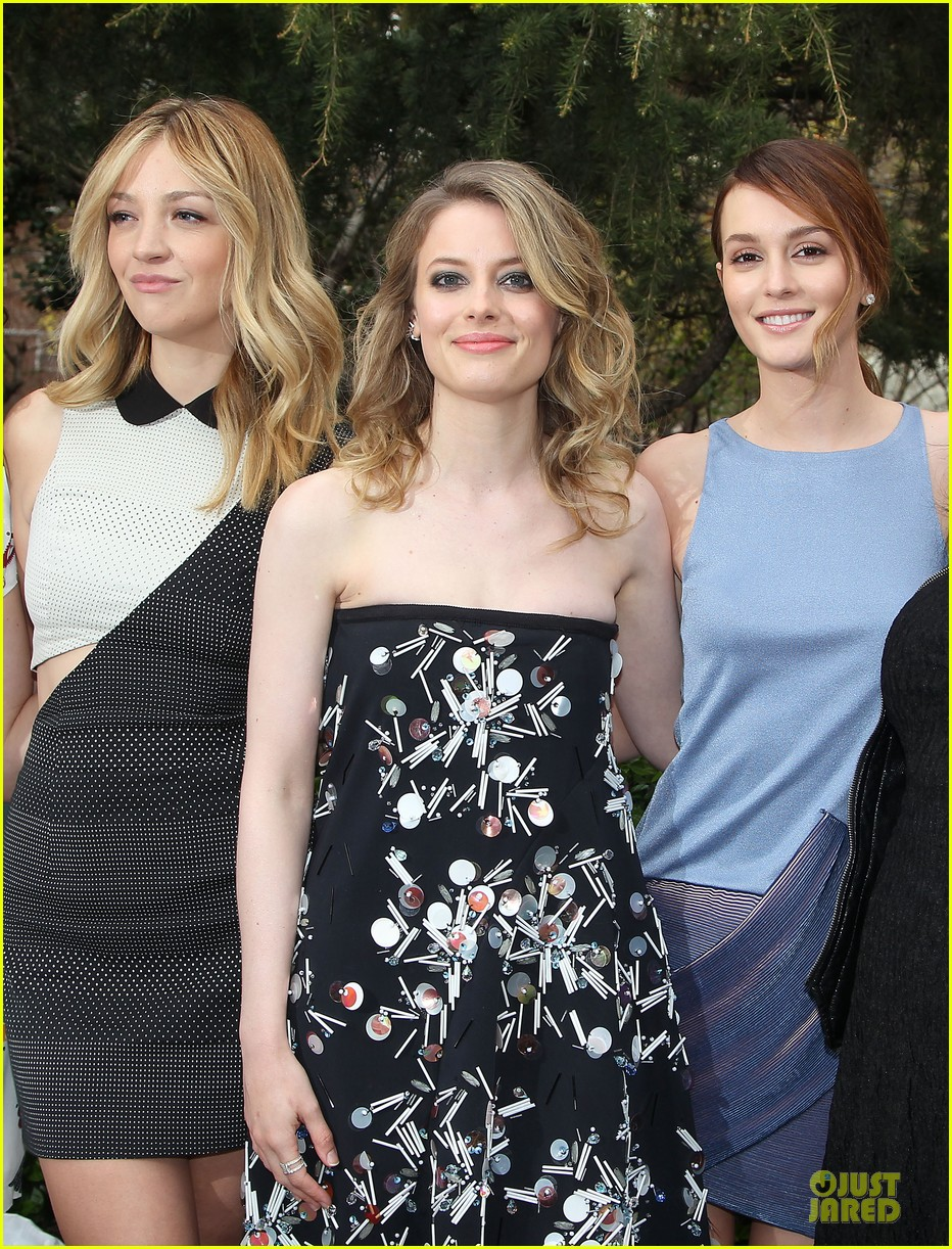 leighton meester life partners at tribeca premiere 12