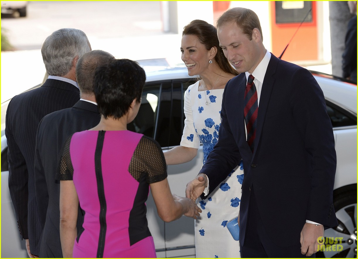 kate middleton prince william brisbane reception 08