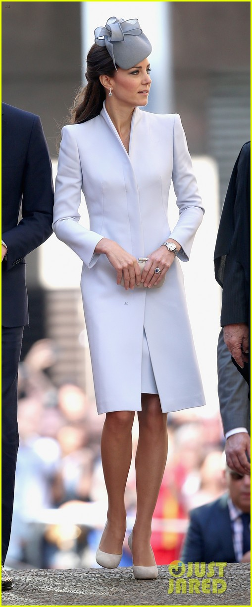 kate middleton definitely wins easter sunday best dressed 13
