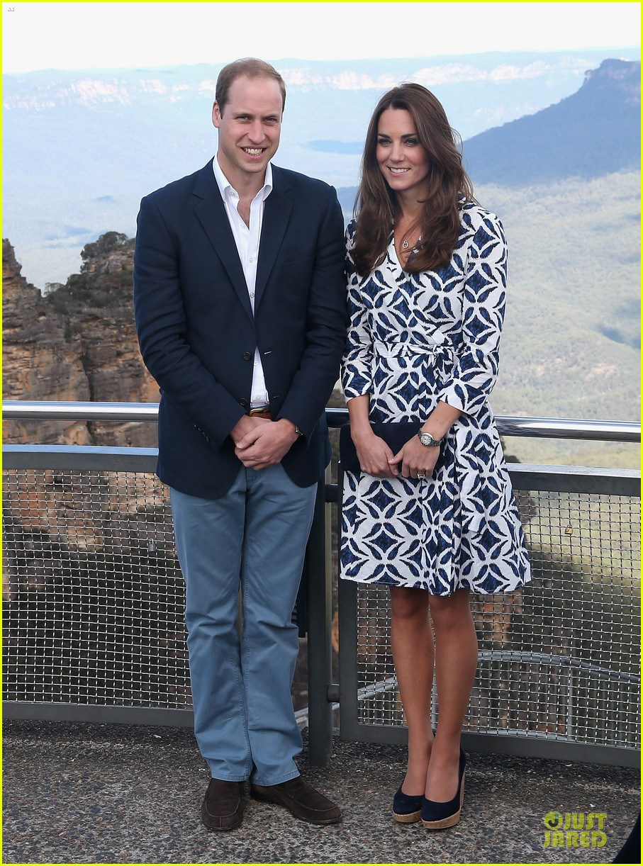 kate middleton prince william plant tree in australia 083093687