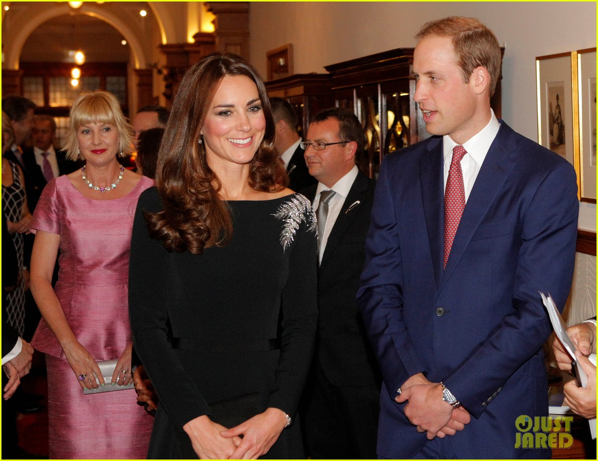 kate middleton prince william send thanks to new zealand for welcoming them bonny lad 08