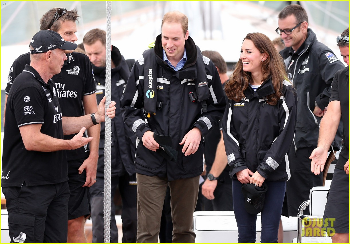 kate middleton prince william racing yachts 13