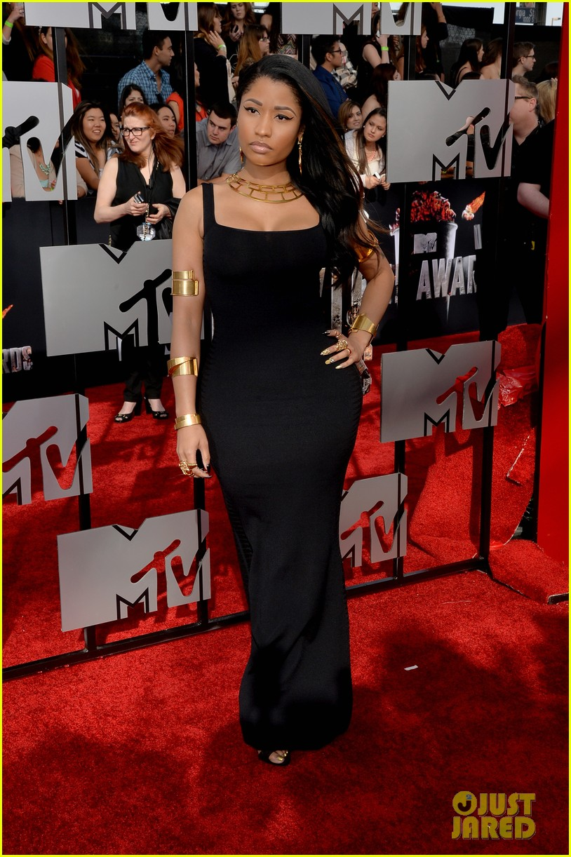 nicki minaj mtv movie awards 2014 01