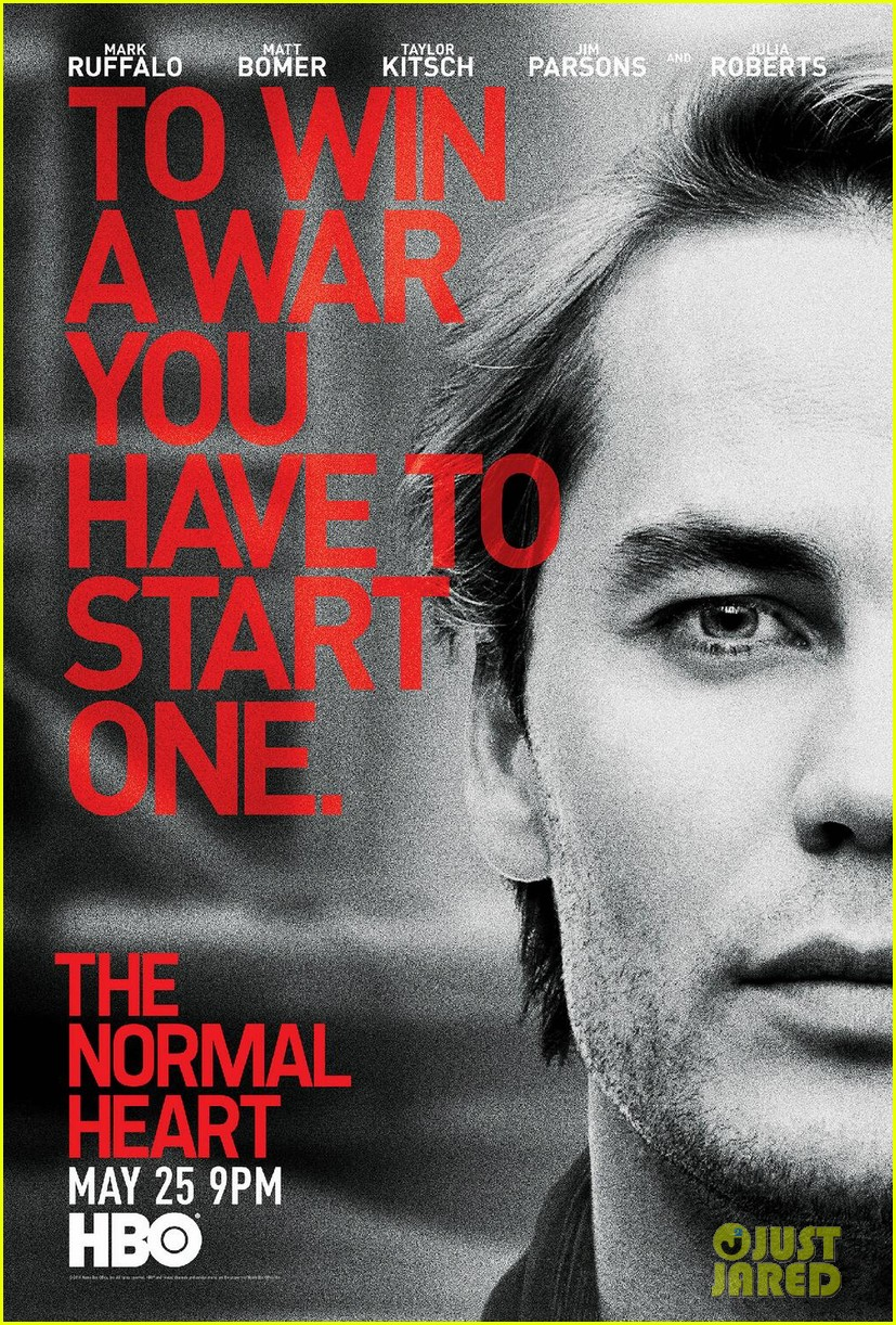 the normal heart teaser posters 02