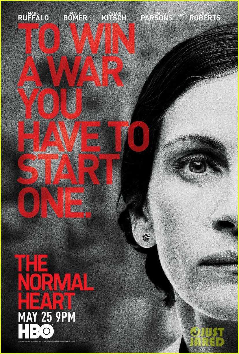 the normal heart teaser posters 03