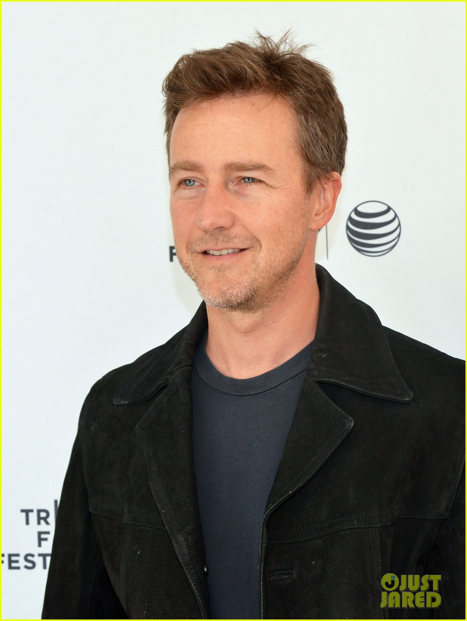 edward norton my own man tribeca film festival premiere 02