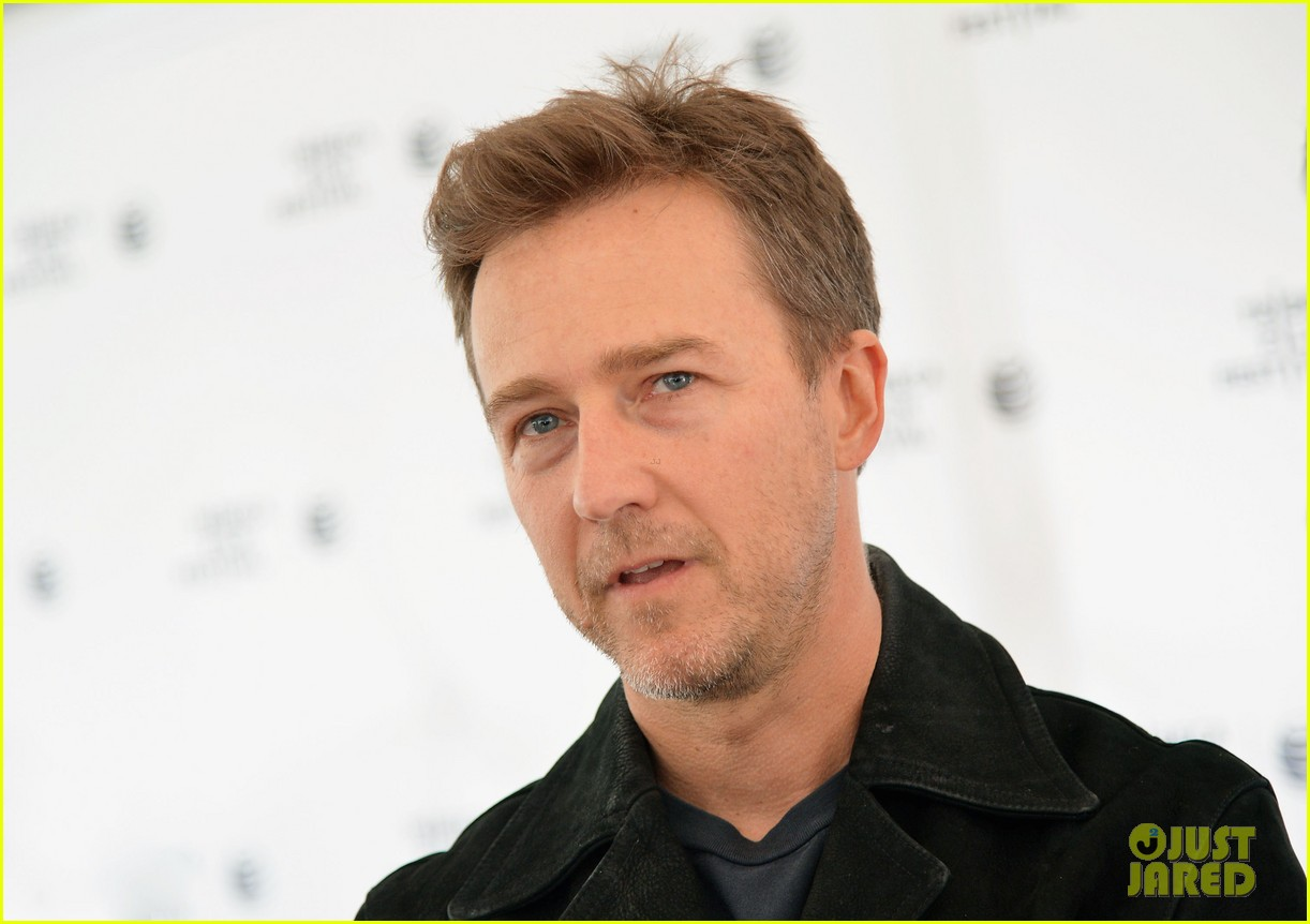 edward norton my own man tribeca film festival premiere 083100491