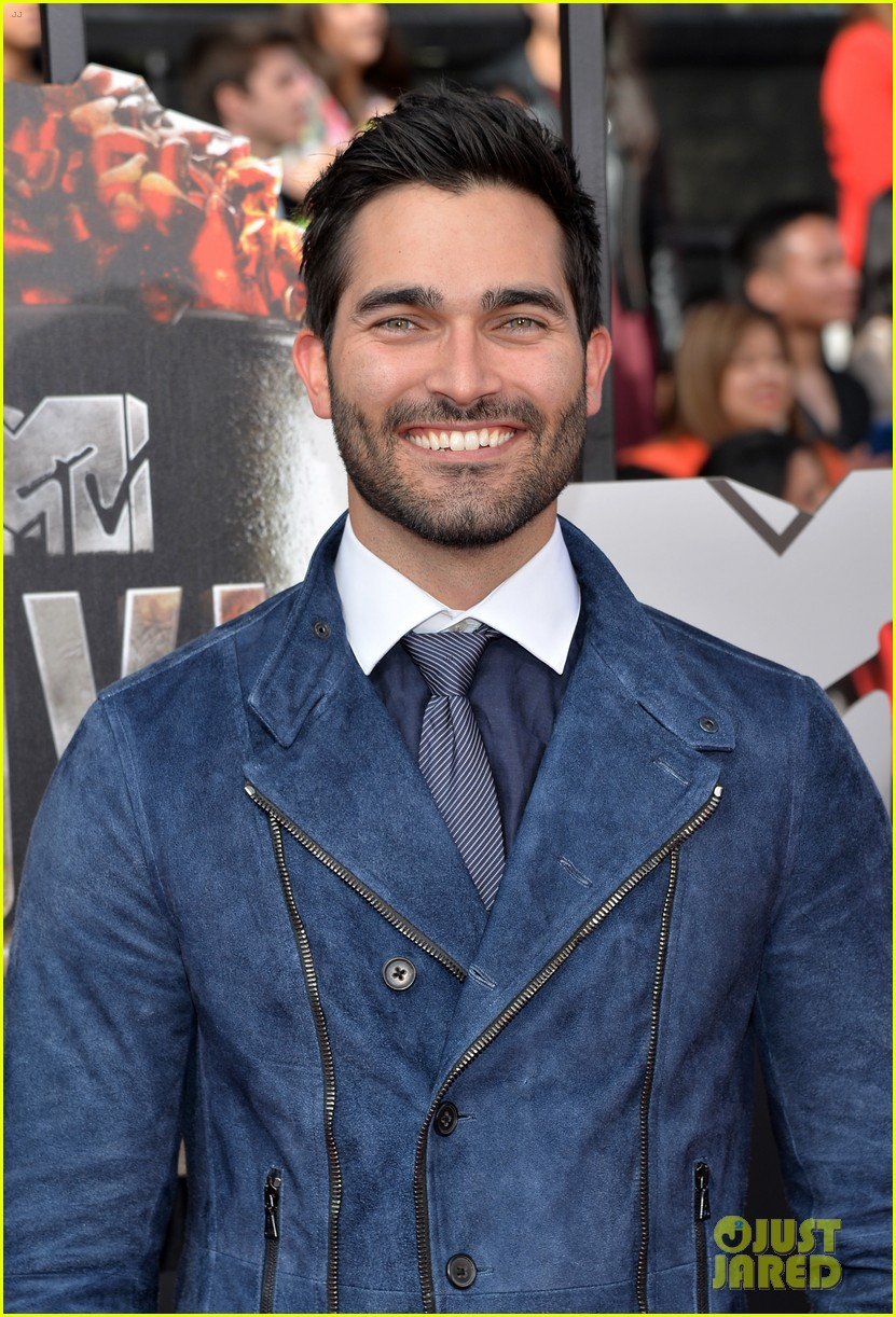dylan obrien tyler hoechlin mtv movie awards 2014 05