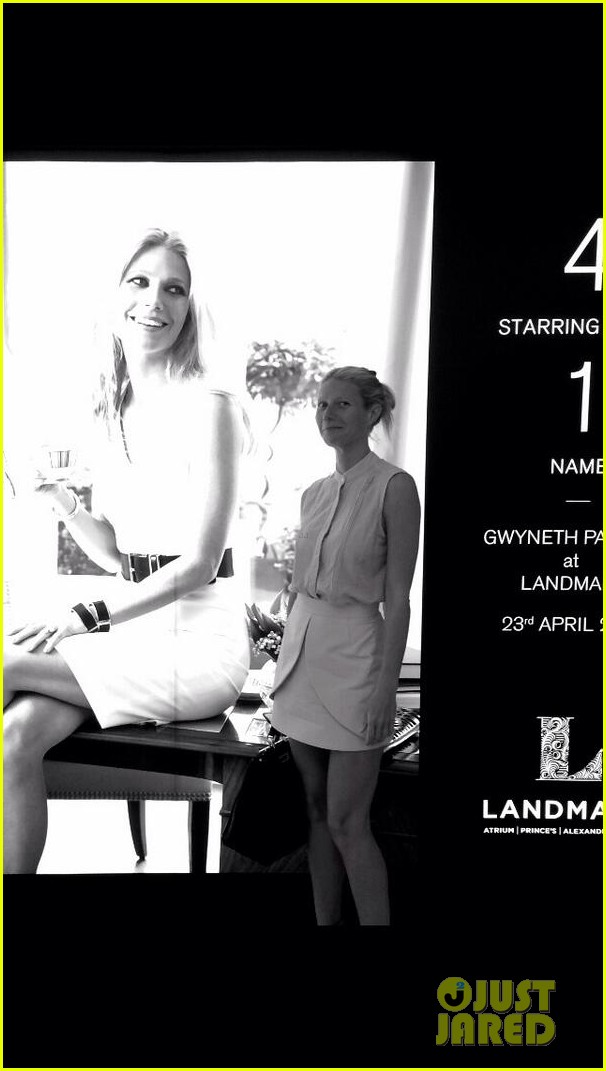 gwyneth paltrow attends first event since split from chris martin 01