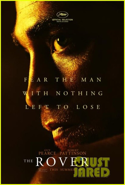 robert pattinson rover trailer posters 01