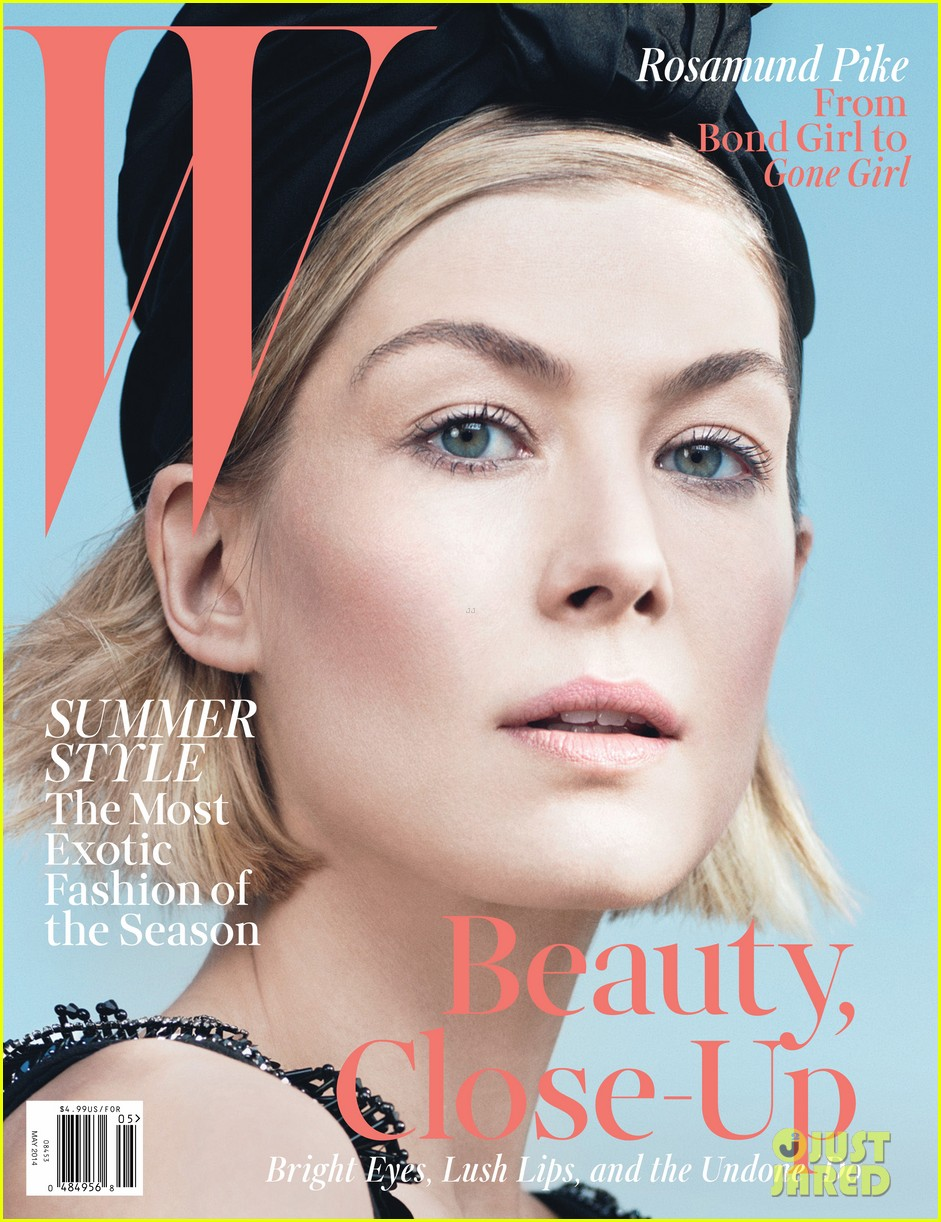rosamund pike covers w magazine 013093281