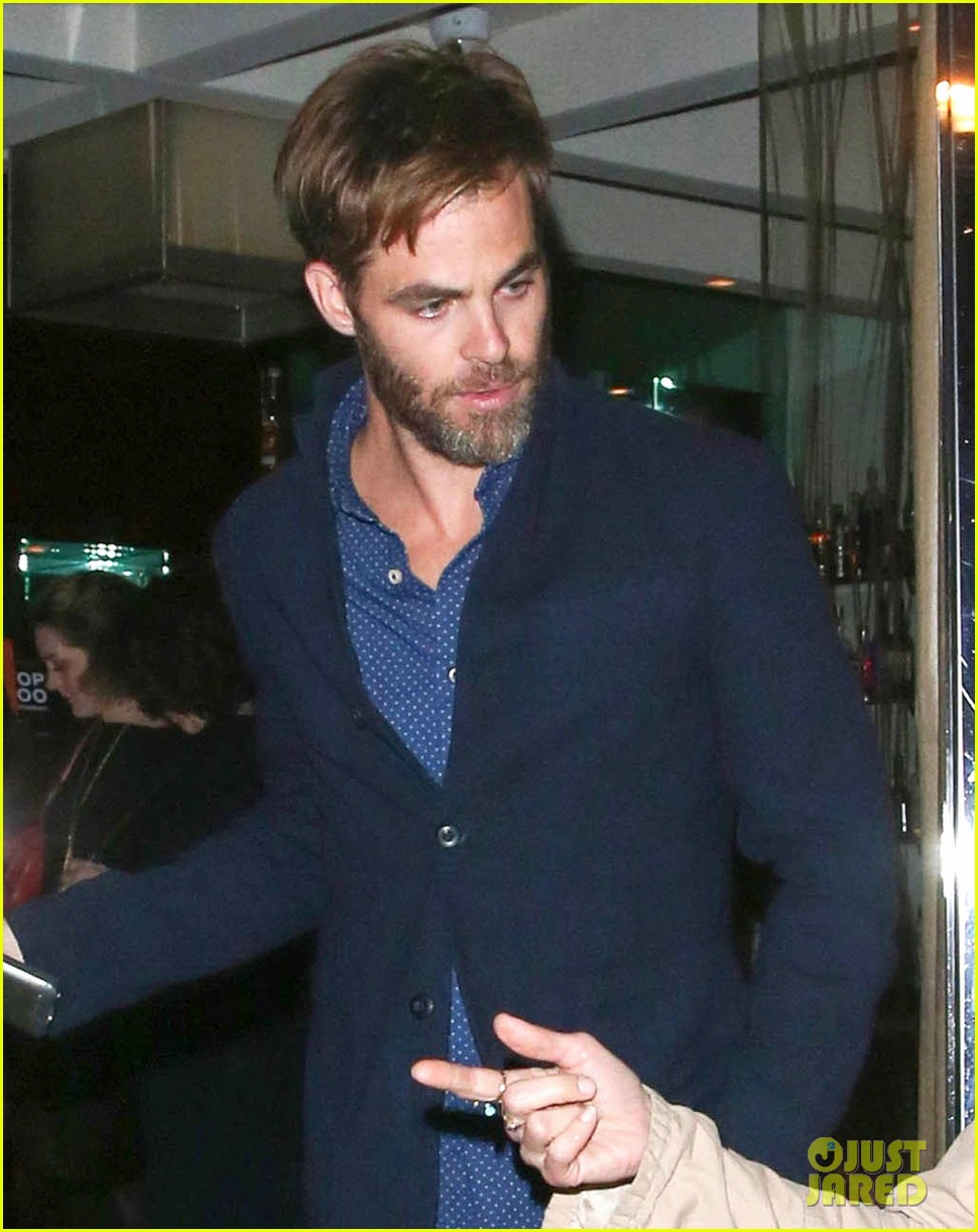 chris pine is always so easy on the eyes 043086896