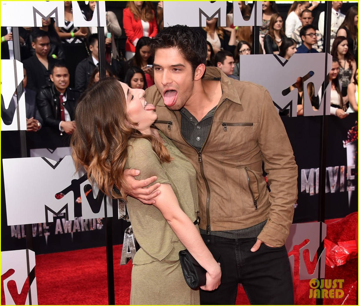 tyler posey seana gorlick mtv movie awards 2014 04