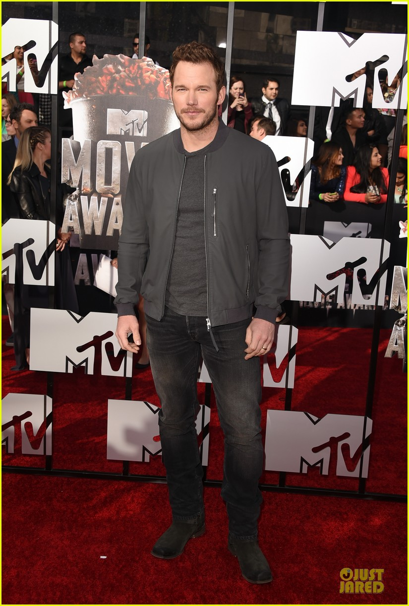 chris pratt cool stud mtv movie awards 01