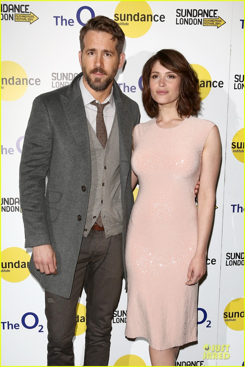 ryan reynolds gemma arterton the voices sundance london fest 02
