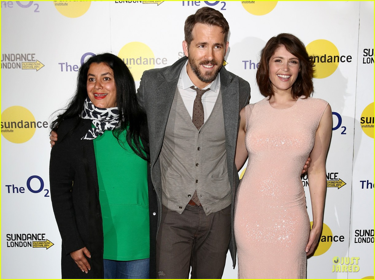 ryan reynolds gemma arterton the voices sundance london fest 11