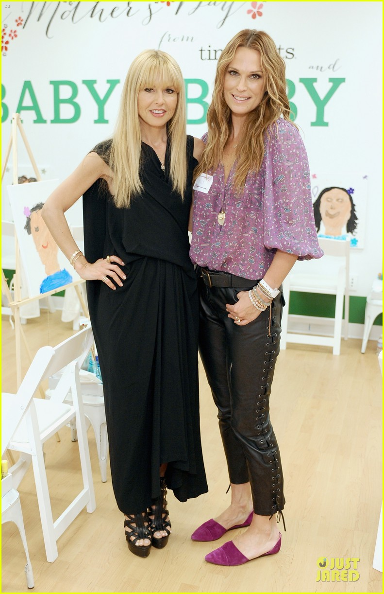 nicole richie baby mother day celebration 05
