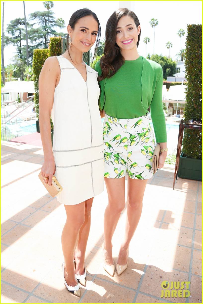 emmy rossum naya rivera carolina herrera luncheon 053098441