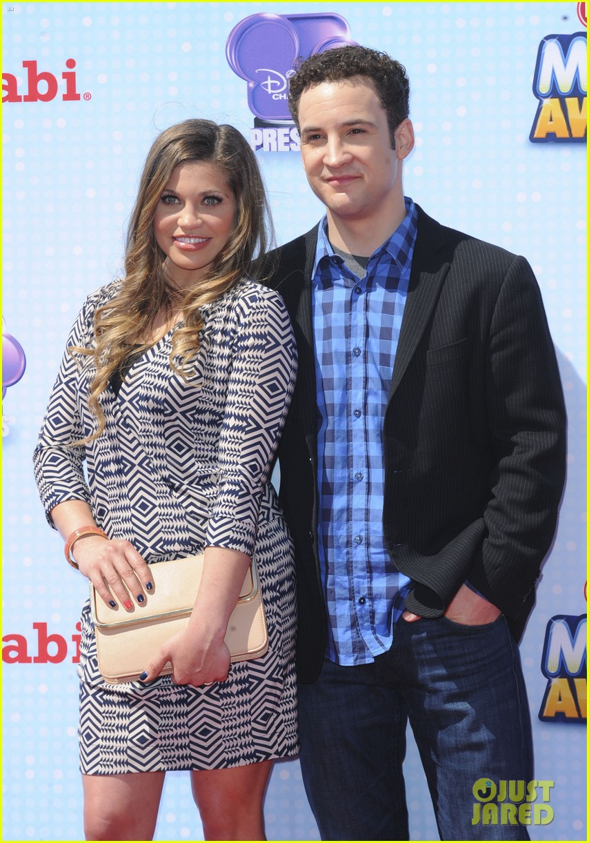 ben savage danielle fishel radio disney music awards 2014 023099869