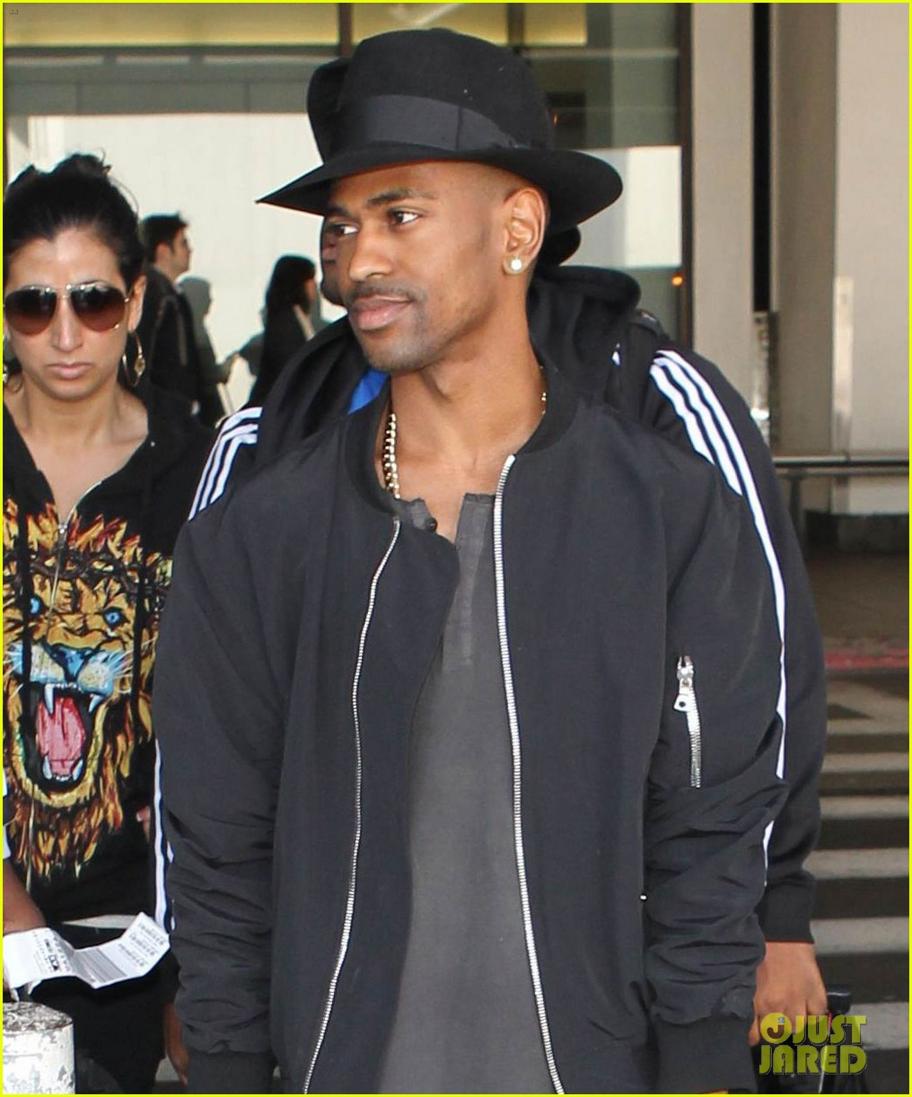 big sean steps out after naya rivera split 023088543
