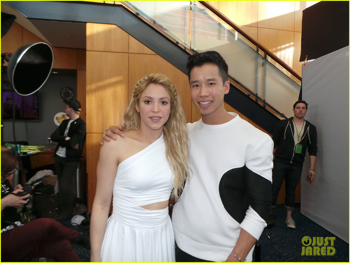 shakira radio disney music awards 2014 04
