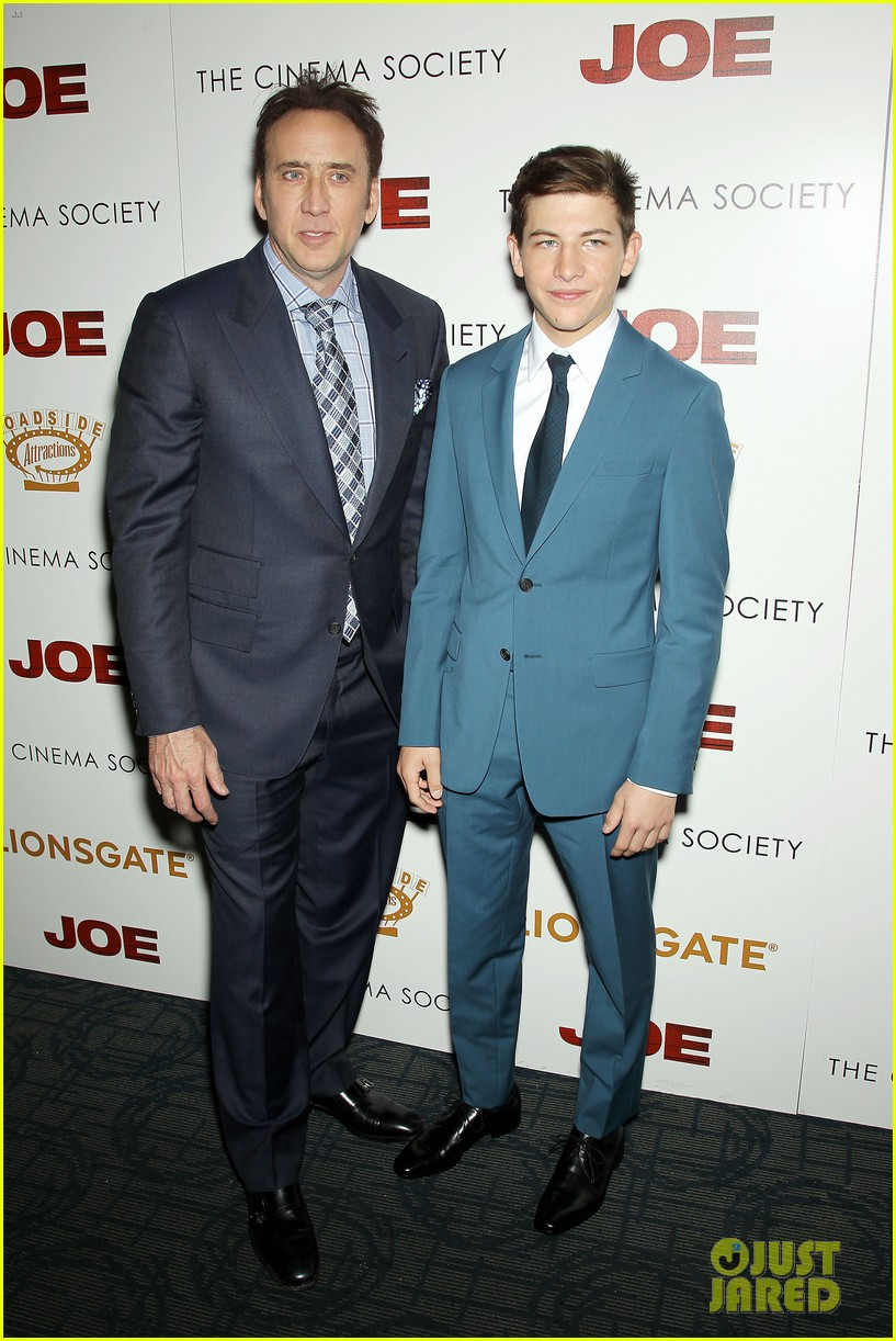 tye sheridan compares working with brad pitt 013088066