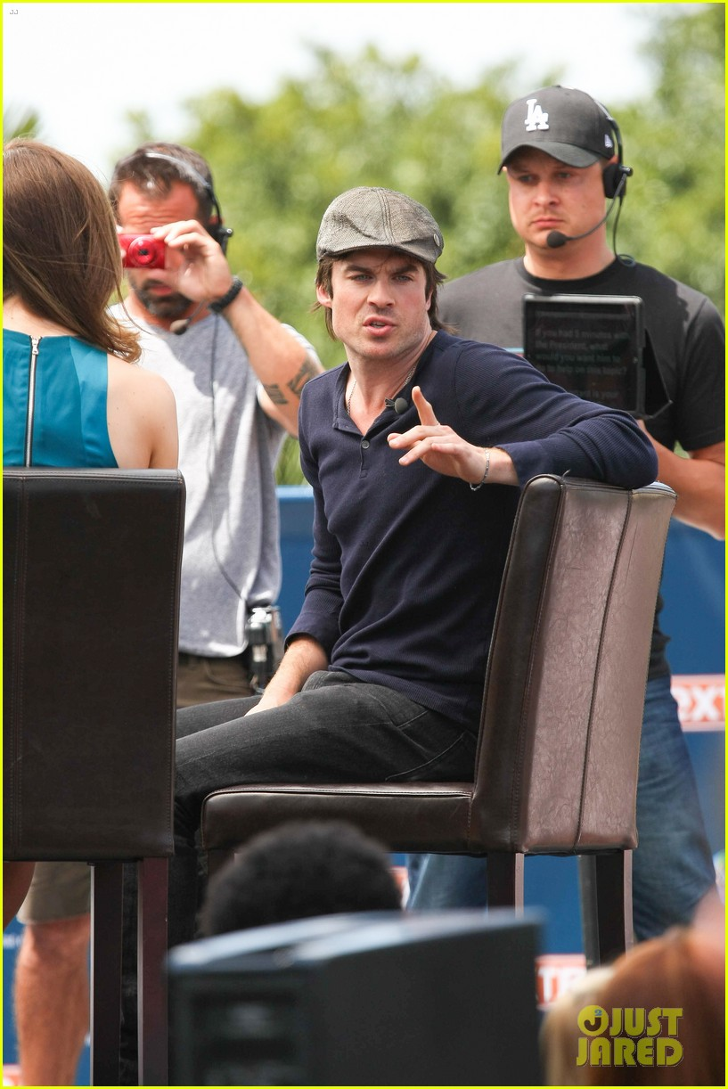 ian somerhalder talks making climate change issue sexy 09