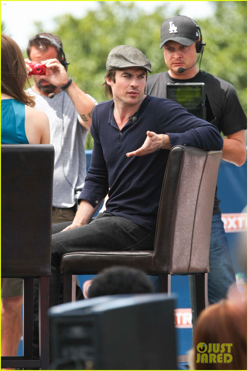 ian somerhalder talks making climate change issue sexy 12