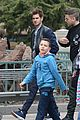 emma stone andrew garfield hold hands at disneyland 16