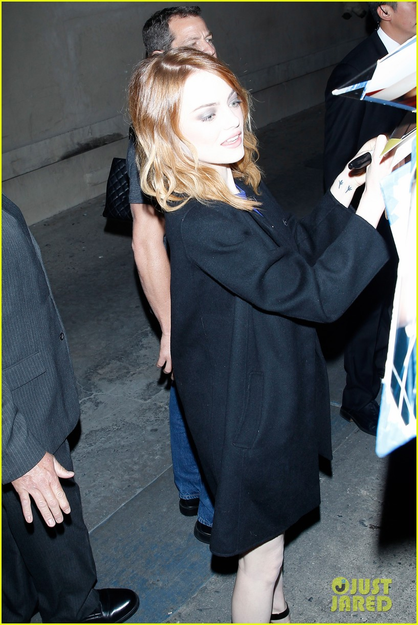 emma stones hidden talent forging spice girls signatures 10