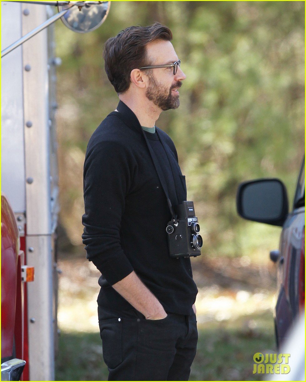 jason sudeikis back at work after baby otis birth 033098340