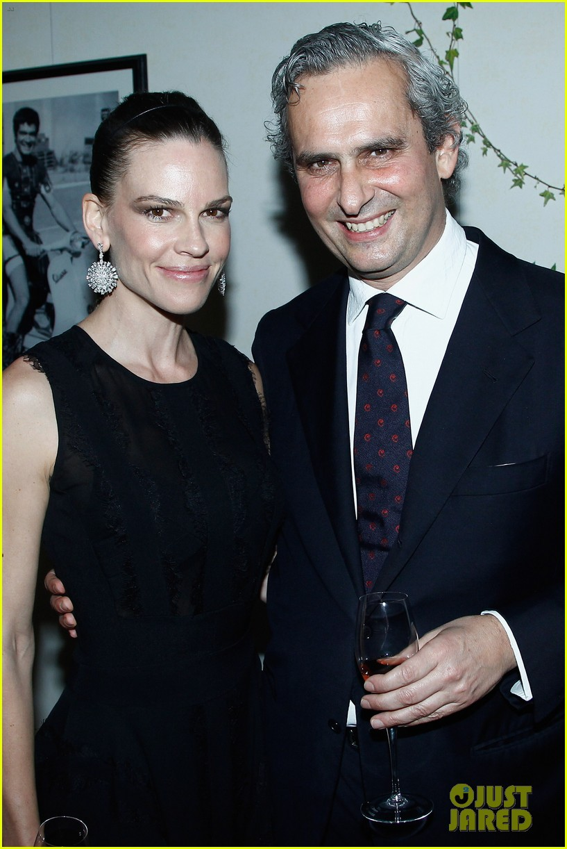 hilary swank joins berenice bejo at the chopard cocktail party 08