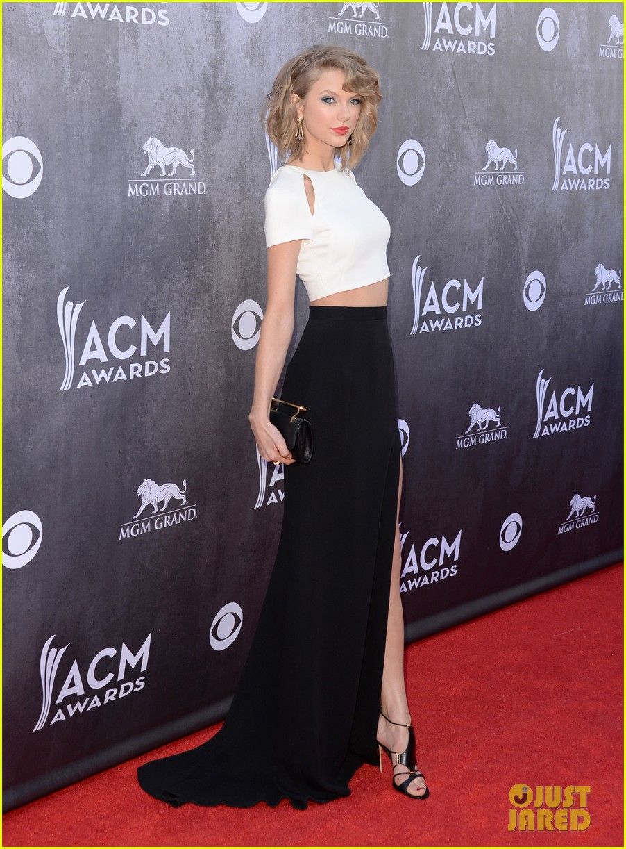 taylor swift acm awards 2014 red carpet 06