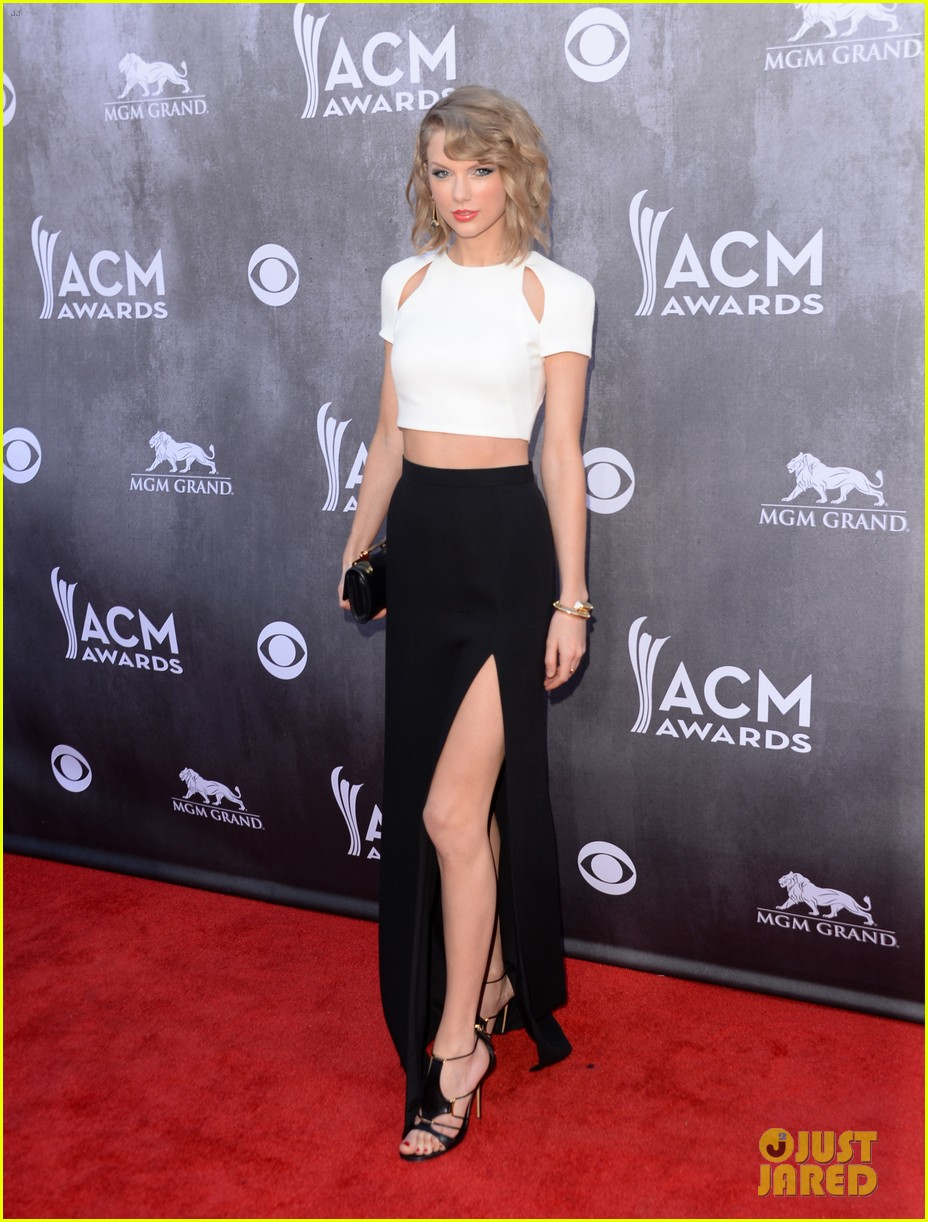 taylor swift acm awards 2014 red carpet 11