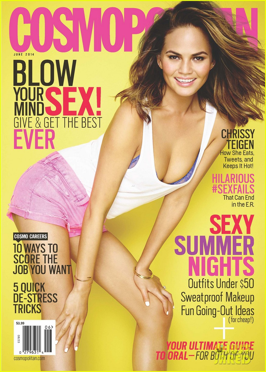 chrissy teigen covers cosmopolitan june 2014 03